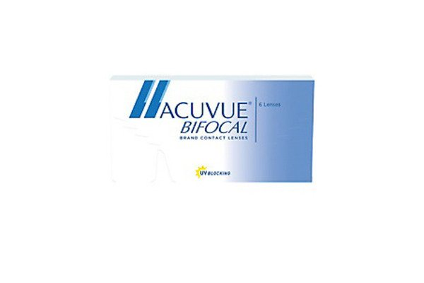 Johnson & Johnson ACUVUE BIFOCAL BAC-6P-REV