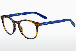 Gafas de diseño Boss Orange BO 0201 7H9 - Azules, Marrones, Havanna