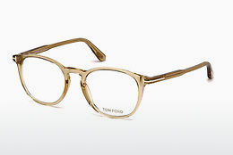 Gafas de diseño Tom Ford FT5401 045 - Marrones, Bright, Shiny