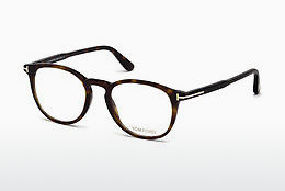 Gafas de diseño Tom Ford FT5401 052 - Marrones, Dark, Havana