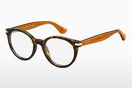 Gafas de diseño Tommy Hilfiger TH 1518 086 - Marrones, Havanna