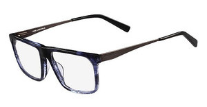 Karl Lagerfeld KL916 041 STRIPED BLUE