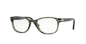 Persol PO3085V 1020 STRIPED GREY