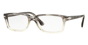 Persol PO3130V 1039 STRIPED GREY/GRD TRASP