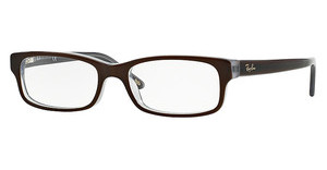 Ray-Ban RX5187 5076 brown