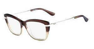 Salvatore Ferragamo SF2730 217 BROWN-BEIGE