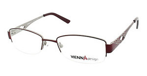 Vienna Design UN478 03 matt dark brown/matt petrol