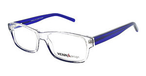 Vienna Design UN522 03 x'tal clear/dark purple line