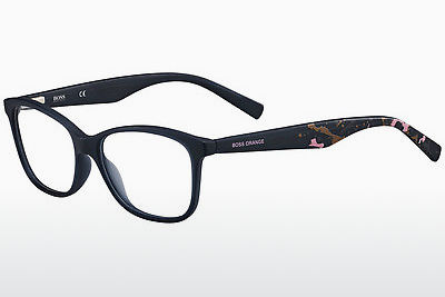 Gafas de diseño Boss Orange BO 0216 F3B - Grises, Flowers