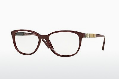 Gafas de diseño Burberry BE2172 3403 - Rojas, Bordeaux