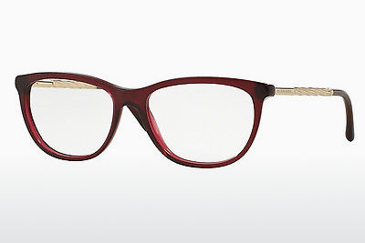 Gafas de diseño Burberry BE2189 3014 - Rojas, Bordeaux