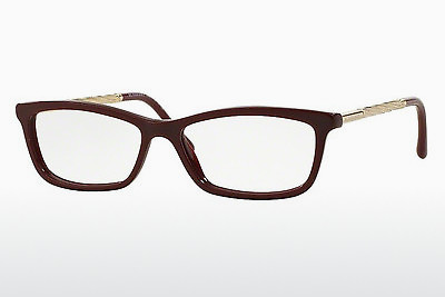 Gafas de diseño Burberry BE2190 3403 - Rojas, Bordeaux