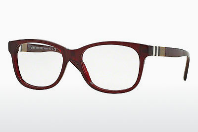 Gafas de diseño Burberry BE2204 3543 - Rojas, Bordeaux
