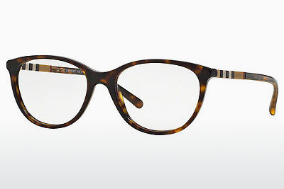 Gafas de diseño Burberry BE2205 3002 - Marrones, Havanna
