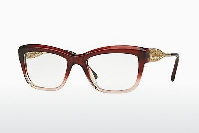 Gafas de diseño Burberry BE2211 3553 - Rojas, Bordeaux