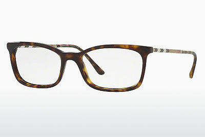Gafas de diseño Burberry BE2243Q 3002 - Marrones, Havanna
