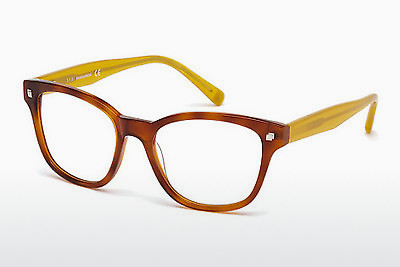 Gafas de diseño Dsquared DQ5179 053 - Havanna, Yellow, Blond, Brown