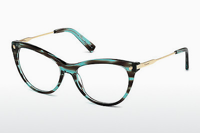Gafas de diseño Dsquared DQ5195 047 - Marrones, Bright