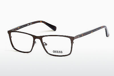 Gafas de diseño Guess GU1889 049 - Marrones, Dark, Matt