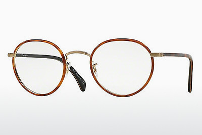 Gafas de diseño Paul Smith KENNINGTON (PM4073J 5236) - Naranjas, Marrones, Havanna, Oro