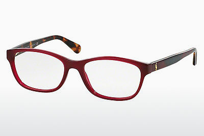 Gafas de diseño Polo PH2127 5495 - Rojas, Bordeaux