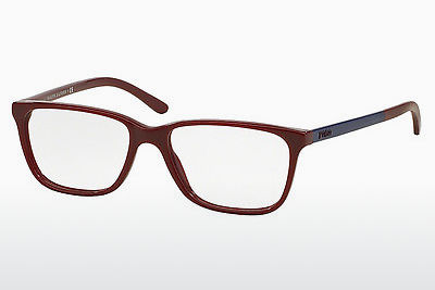 Gafas de diseño Polo PH2129 5516 - Rojas, Bordeaux