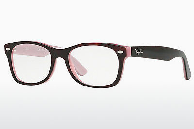Gafas de diseño Ray-Ban Junior RY1528 3580 - Marrones, Avana