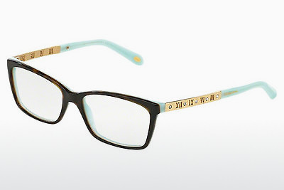 Gafas de diseño Tiffany TF2103B 8134 - Marrones, Havanna