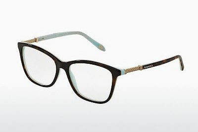 Gafas de diseño Tiffany TF2116B 8134 - Marrones, Havanna