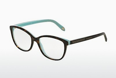 Gafas de diseño Tiffany TF2121 8134 - Marrones, Havanna