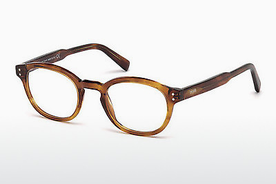 Gafas de diseño Tod's TO5161 053 - Havanna, Yellow, Blond, Brown