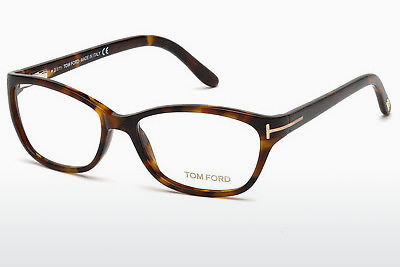 Gafas de diseño Tom Ford FT5142 052 - Marrones, Dark, Havana