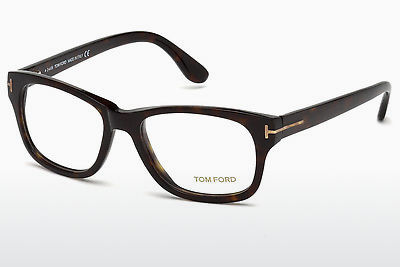Gafas de diseño Tom Ford FT5147 052 - Marrones, Dark, Havana