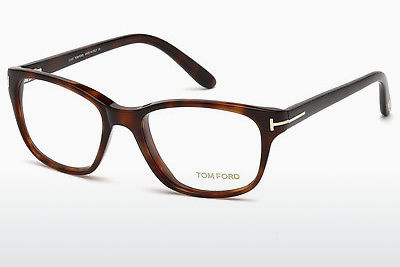 Gafas de diseño Tom Ford FT5196 052 - Marrones, Dark, Havana