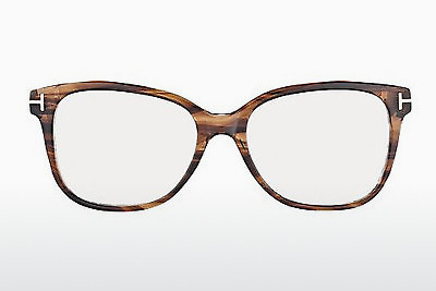Gafas de diseño Tom Ford FT5233 052 - Marrones, Dark, Havana
