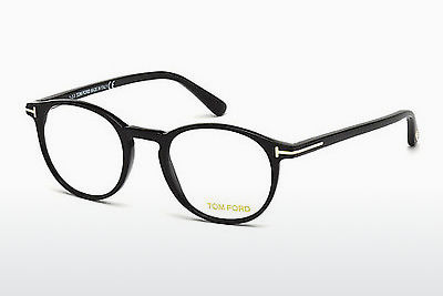 Gafas de diseño Tom Ford FT5294 052 - Marrones, Dark, Havana