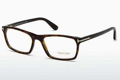 Gafas de diseño Tom Ford FT5295 52A - Marrones, Dark, Havana