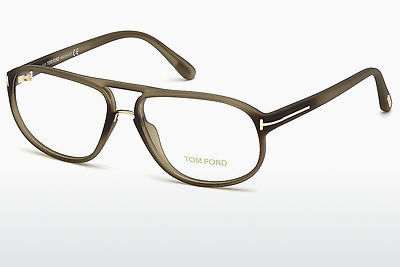 Gafas de diseño Tom Ford FT5296 046 - Marrones, Bright, Matt
