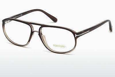 Gafas de diseño Tom Ford FT5296 050 - Marrones, Dark