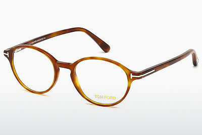 Gafas de diseño Tom Ford FT5305 053 - Marrones, Havanna, Amarillas