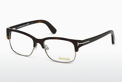 Gafas de diseño Tom Ford FT5307 053 - Marrones, Havanna, Amarillas