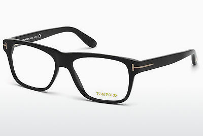Gafas de diseño Tom Ford FT5312 002 - Negras, Matt