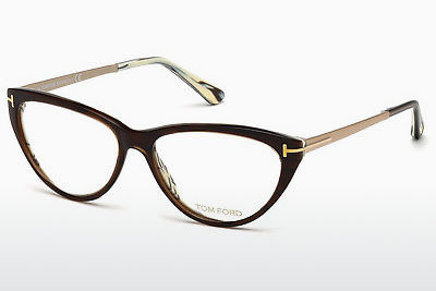 Gafas de diseño Tom Ford FT5354 050 - Marrones, Dark