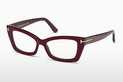 Gafas de diseño Tom Ford FT5363 071 - Borgoña, Bordeaux