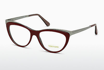 Gafas de diseño Tom Ford FT5373 071 - Borgoña, Bordeaux