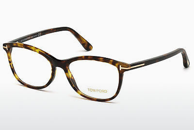 Gafas de diseño Tom Ford FT5388 052 - Marrones, Dark, Havana