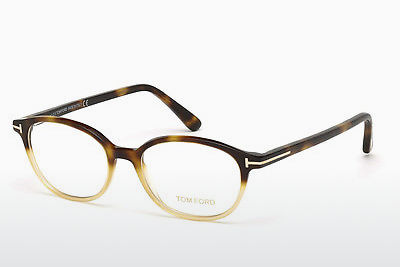 Gafas de diseño Tom Ford FT5391 053 - Havanna, Yellow, Blond, Brown