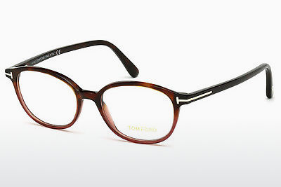 Gafas de diseño Tom Ford FT5391 054 - Havanna, Red