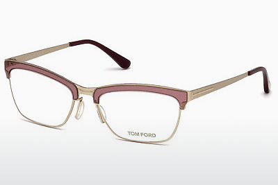 Gafas de diseño Tom Ford FT5392 071 - Borgoña, Bordeaux
