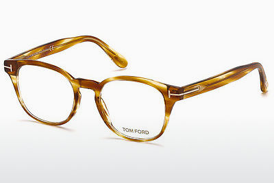 Gafas de diseño Tom Ford FT5400 053 - Marrones, Havanna, Amarillas